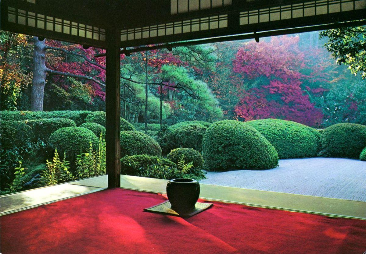 Jardins japonais - Kyoto