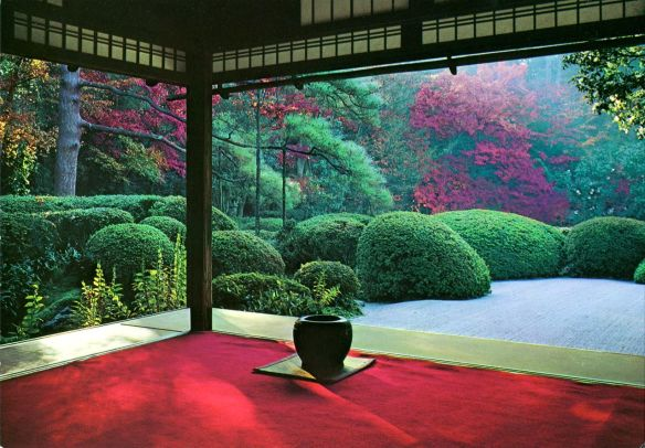 Shisendo Temple and Garden - Kyoto