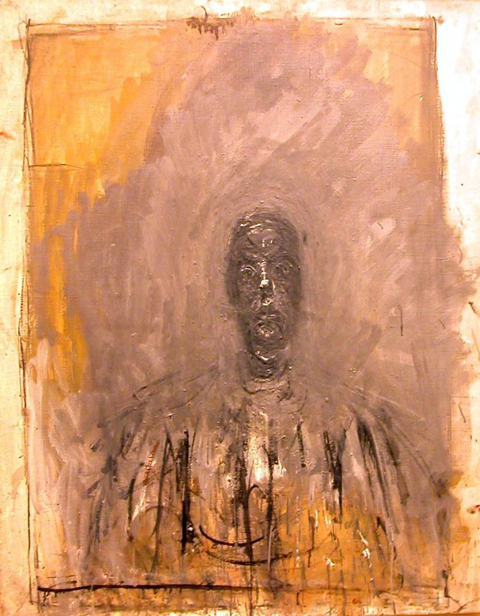 Giacometti - Bacon : Les visages