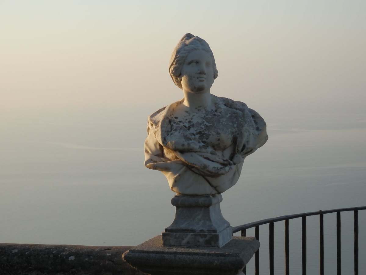 Côte Amalfitaine - Ravello - Terrasse de l'infini