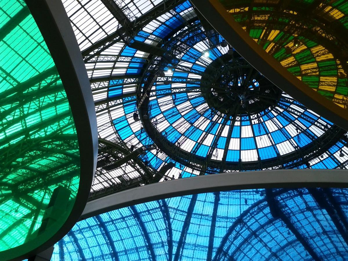 Monumenta 2012 - Buren : De Palais en Palais