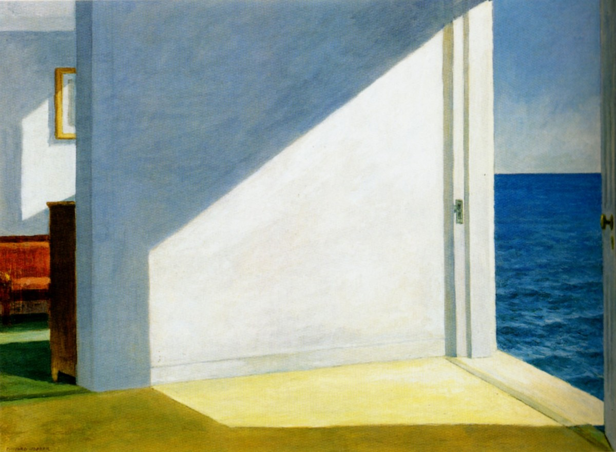 Peintres Américains : Edward Hopper - Regards
