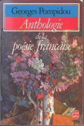 Anthologie de la poésie française - G.Pompidou