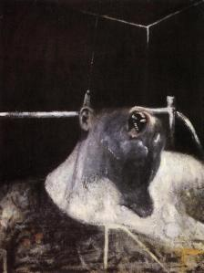 Francis Bacon - Head 1953