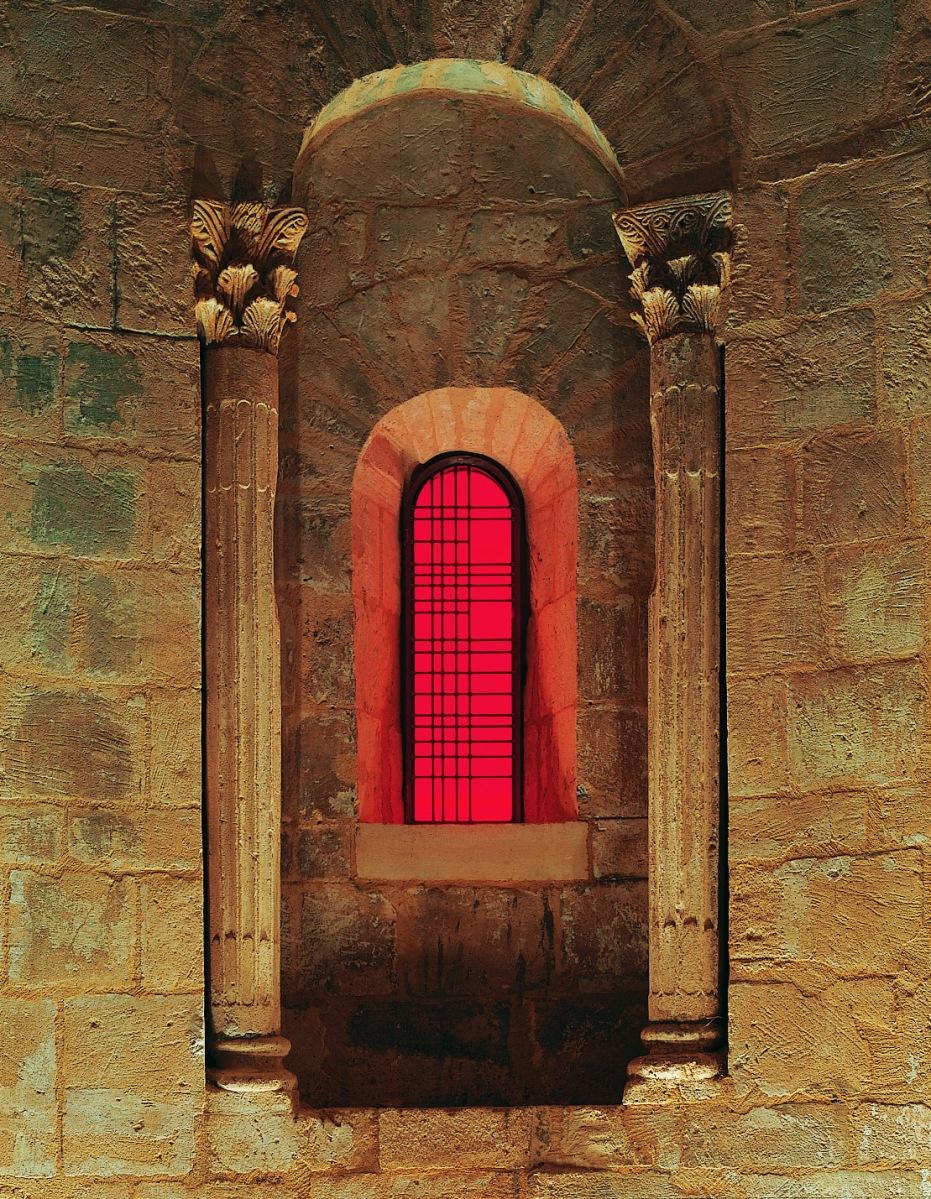 Aurelie Nemours : Eloge du rouge