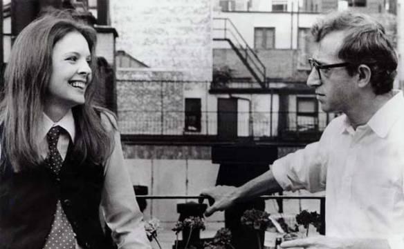 Diane Keaton et Woody Allen dans Annie Hall