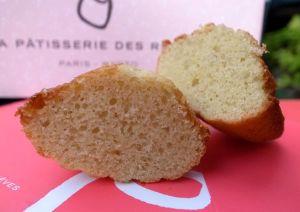 madeleine-pâtisserie des rêves