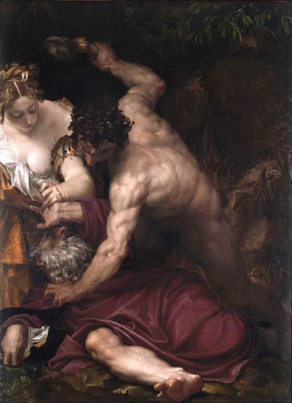 Veronese - La tentation de St Antoine