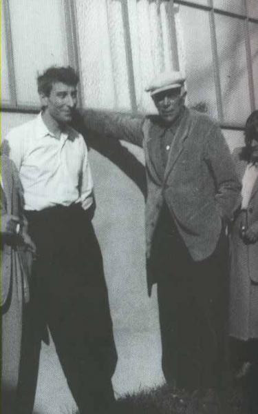 Nicolas de Stael et Georges Braque