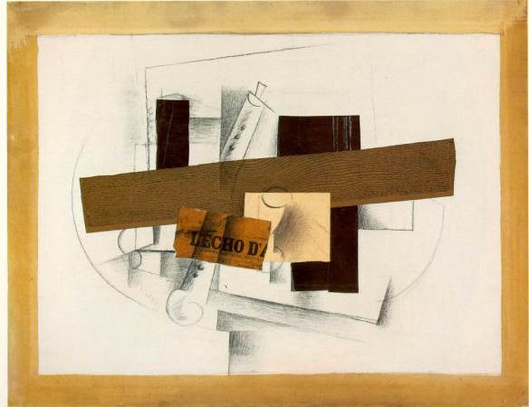 george braque- clarinette-tenora