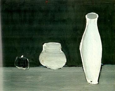 Nature morte au gris -1954 Nicolas de Stael