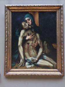 Pieta - Luis de Morales