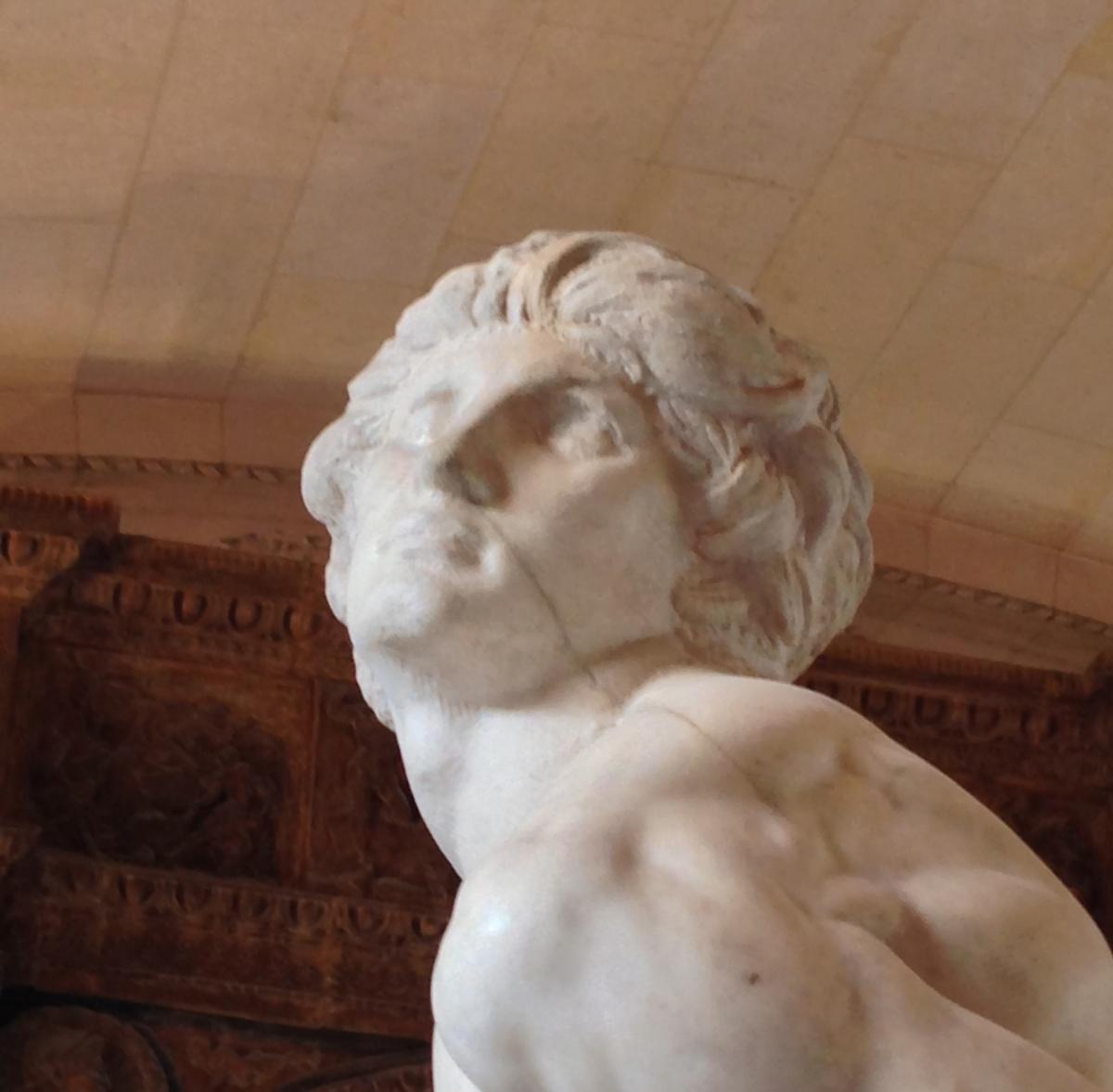 Les esclaves de Michel Ange - Musée du Louvre