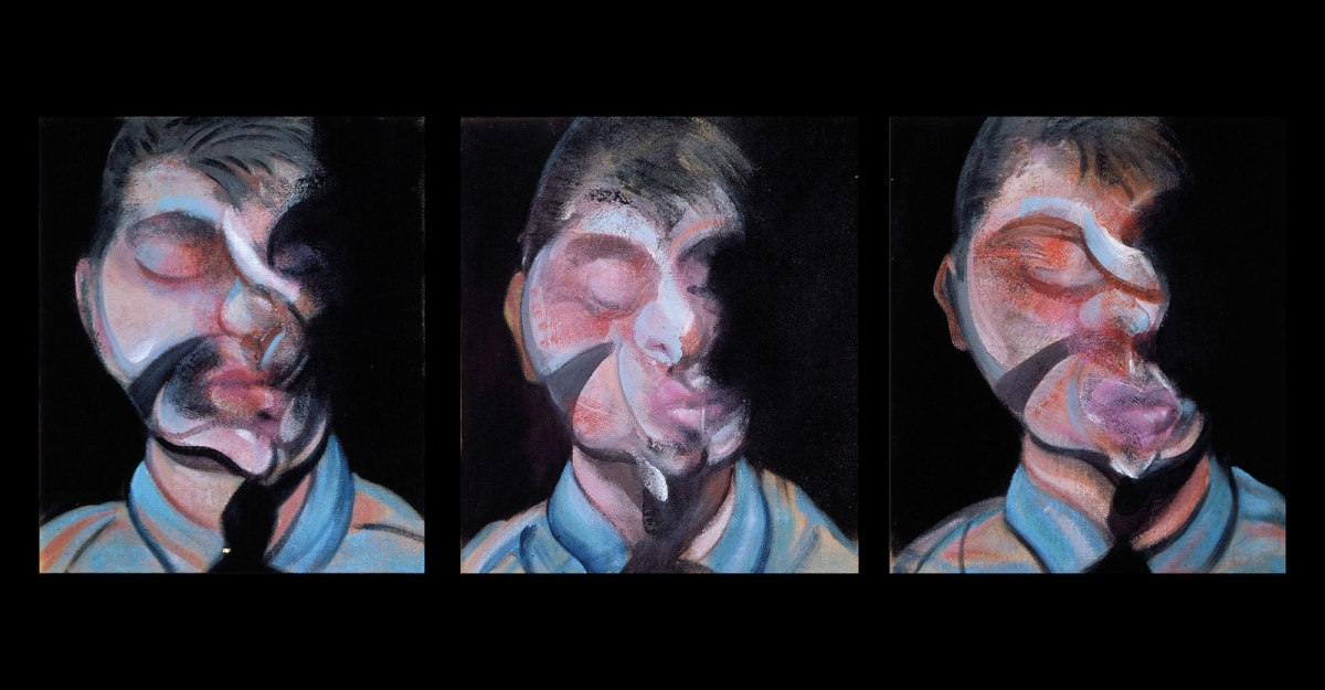 Giacometti - Bacon : Faces