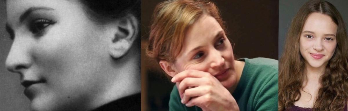 Triptyque Alma, sur fond d'Adagietto de Mahler
